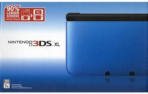 Nintendo 3ds Xl Azul Caja Cex Es Comprar Vender Donar