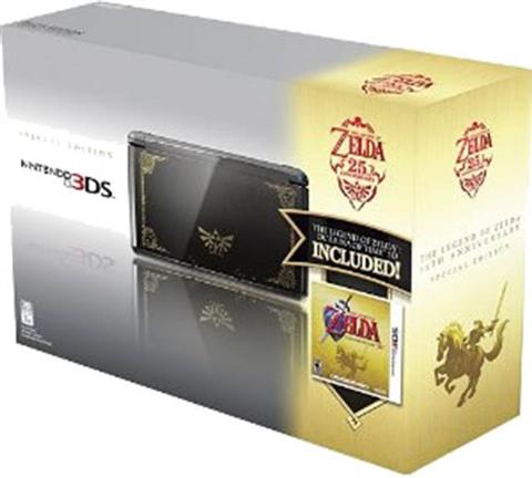 Nintendo 3ds Zelda Sin Juego Caja Cex Es Comprar Vender