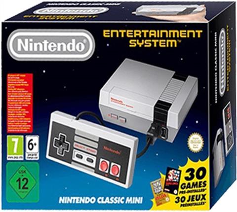 Nintendo Classic Mini Nes Caja Cex Es Comprar Vender Donar