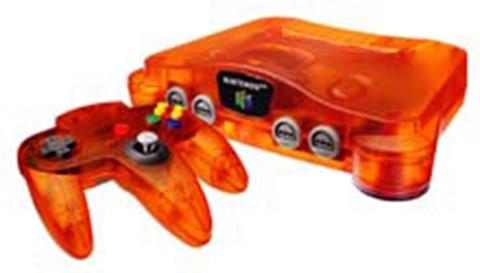 Nintendo 64 Fuego Naranja Rebajada Cex Es Comprar Vender Donar