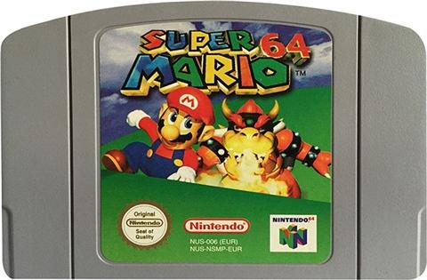 Super Mario 64 Sin Caja Cex Es Comprar Vender Donar