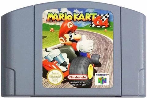 Mario Kart 64 Sin Caja Cex Es Comprar Vender Donar