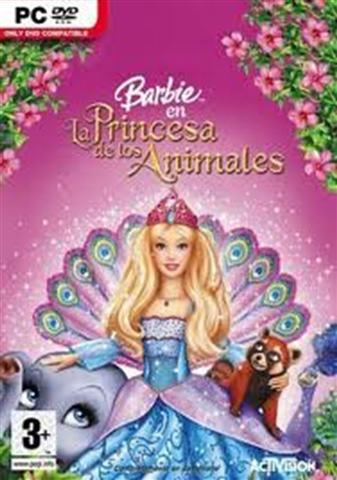 Barbie La Princesa De Los Animales Cex Es Comprar Vender