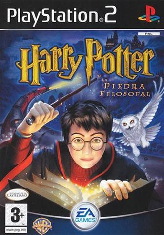 Harry Potter Y La Piedra Filosofal Cex Es Comprar Vender Donar