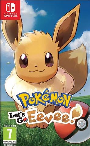 Pokemon Let S Go Eevee Cex Es Comprar Vender Donar