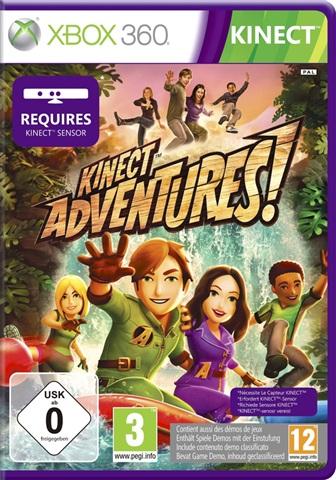 Kinect Adventures Cex Es Comprar Vender Donar