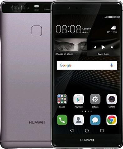 2df34412c69c6 Huawei P9 32GB Titanium Grey