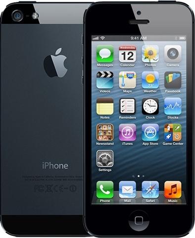 apple iphone 5 64gb negro libre a cex es comprar. Black Bedroom Furniture Sets. Home Design Ideas